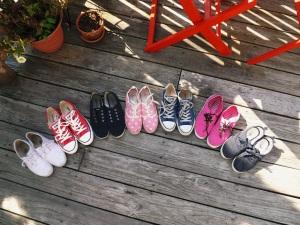 fall essentials shoes