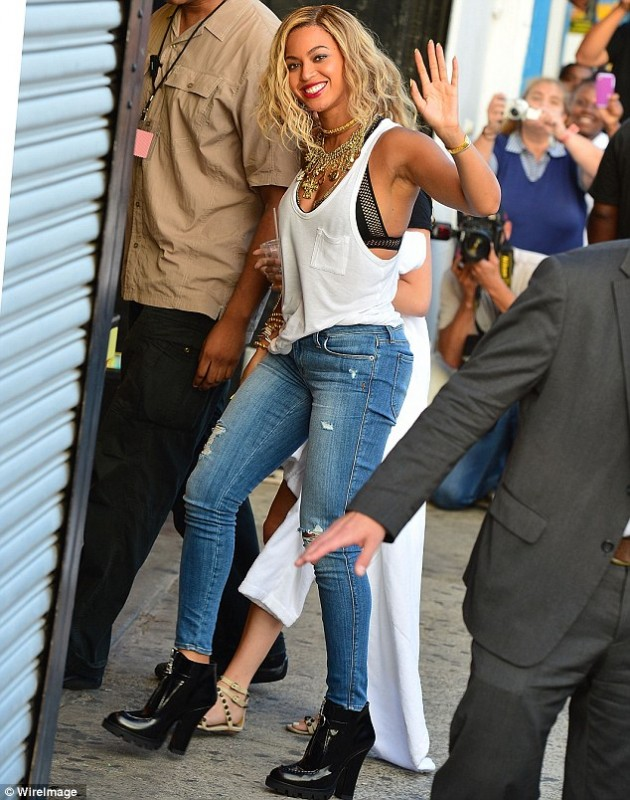Beyonce-Street-Style